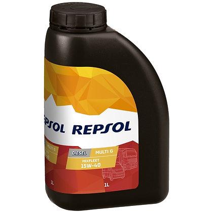 Repsol Mixfleet 15W40 1L
