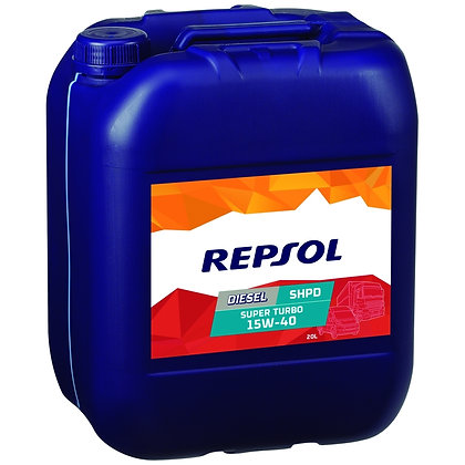 Repsol SHPD SUPER TURBO 15W40 20L