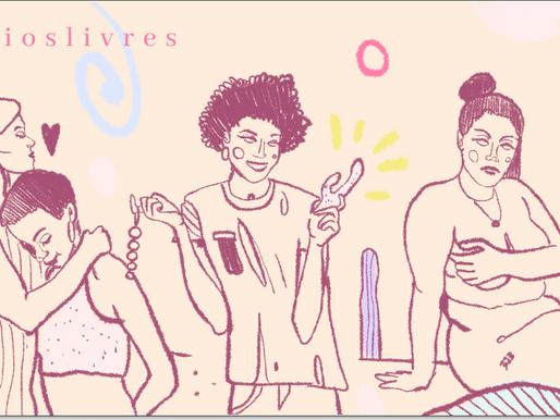 10 mil seguidores em 4 meses: como comunicamos sexualidade com o lábios livres