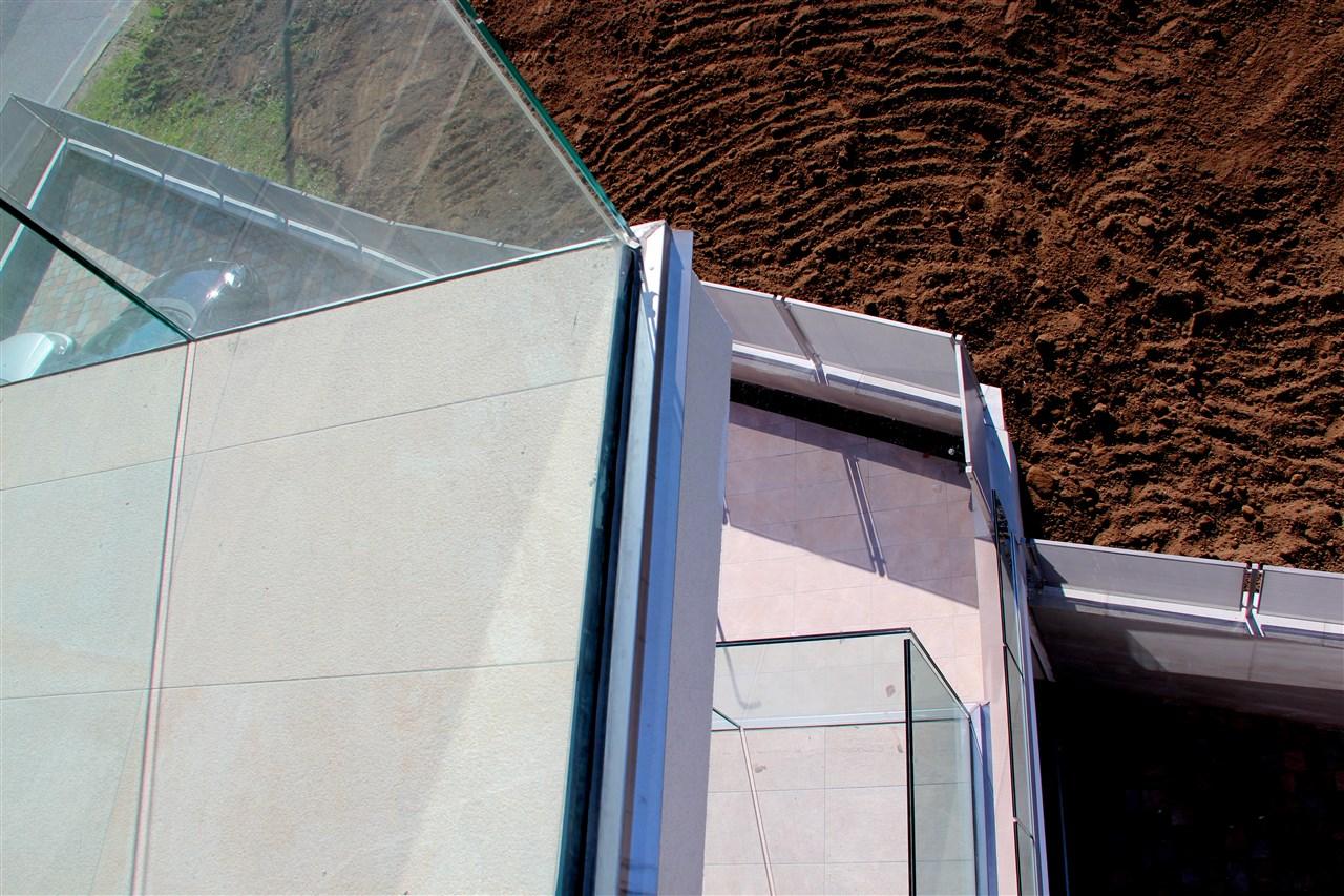 balconi vetro
