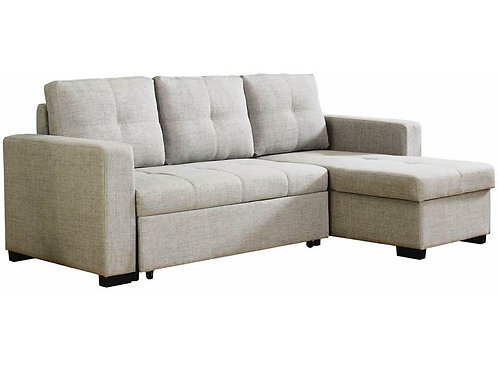 Everly Beige Sectional
