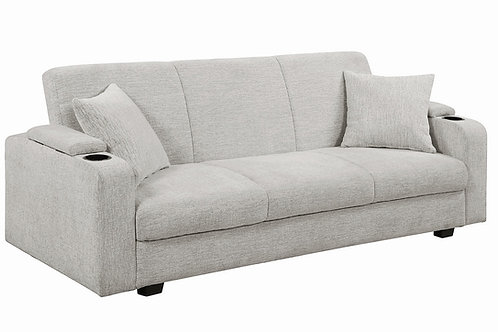 Heideck Beige Sofa Bed