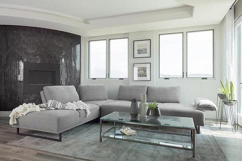 Arden Modern Upholstered Sectional