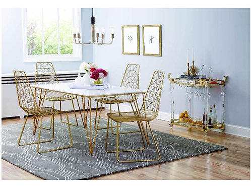 Anastasia Rectangular Dining Table