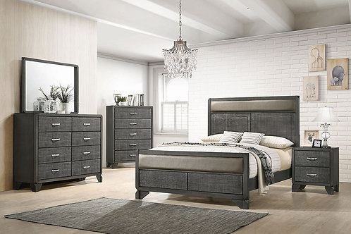 Noma 4ps Bedroom set