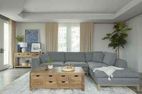 Persia Low Profile Sectional