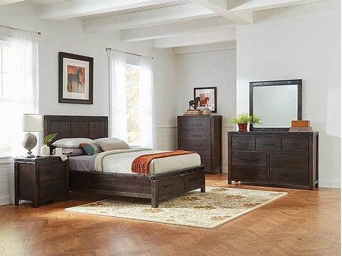 Barkley Queen Bedroom Set