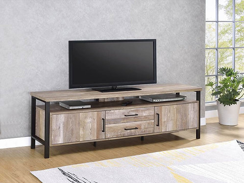 Weathered Oak Tv Stand