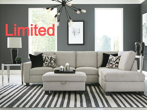 Whitson sectional