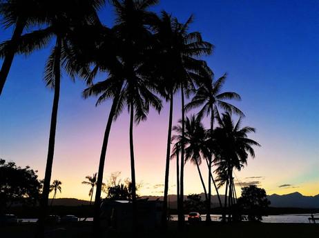 Sunset in Port Douglas