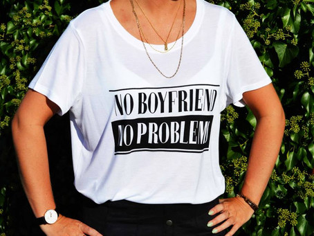 No Boyfriend, No Problems