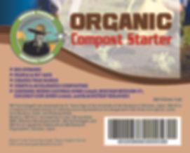 Organic Compost Starter