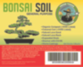 Natural Bonsai Soil