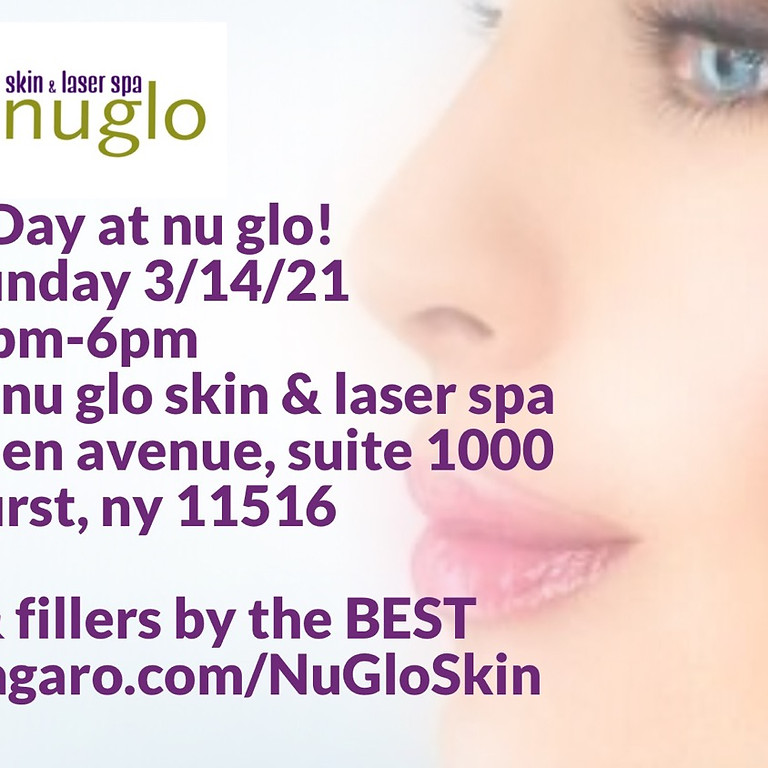 GLO-TOX Day at nu glo THIS SUNDAY! 4 SPOTS LEFT!