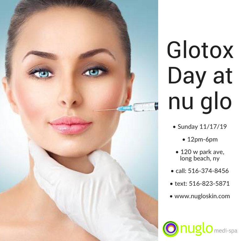 Glotox Day at nu glo