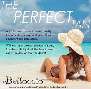 Belloccio - The Perfect Tan