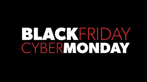 Black Friday through Cyber Monday Deals at nu glo!