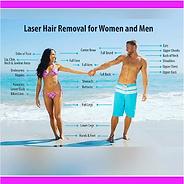 laser hair removal for men & women