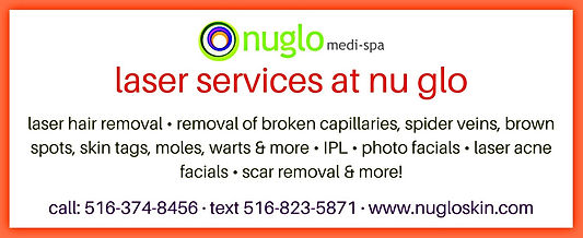 laser services at nu glo!