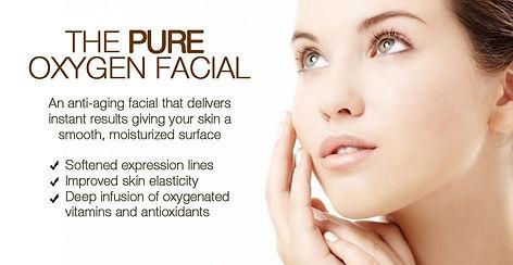 Oxygen Facial