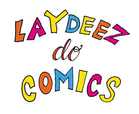 LaydeezDoComics logo