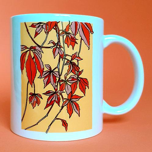 Virginia Creeper mug