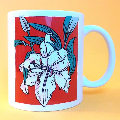 Lily mug