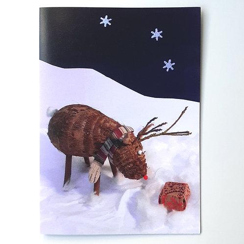Eddoe Rudolph - Veg Series Card
