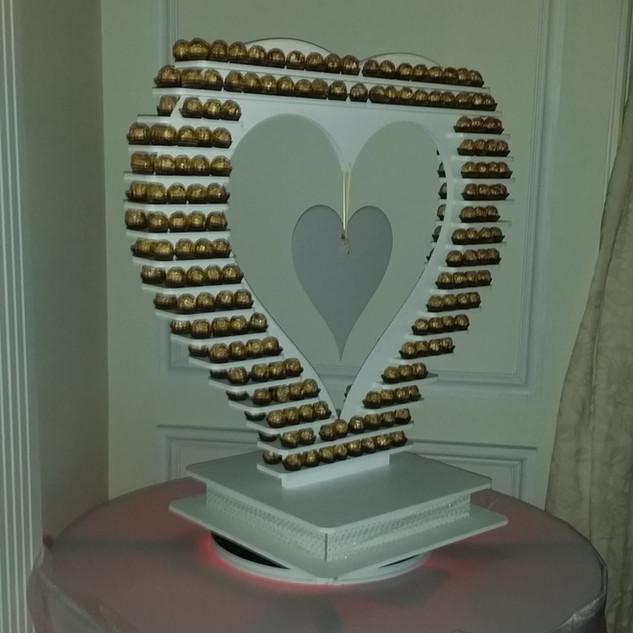 Candy Love Heart