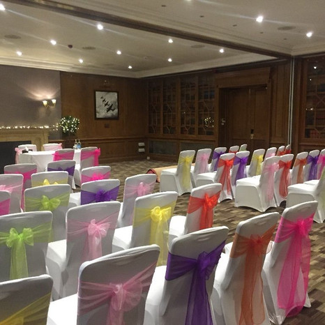 Chair Cover & Sashes