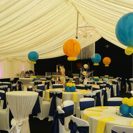 Chair and Table Cloth Hire
