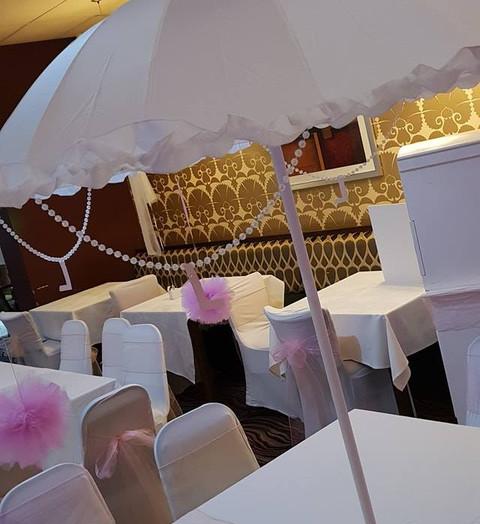 Pagoda Parasol Umbrellas