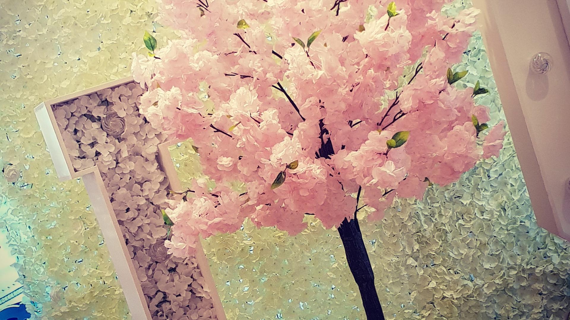 Blossom Tree - Pink