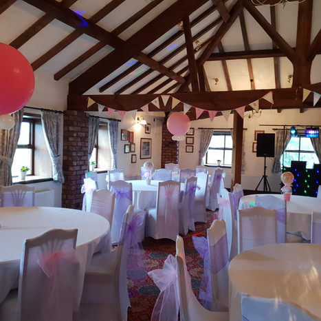Chair & Table Cloth Hire