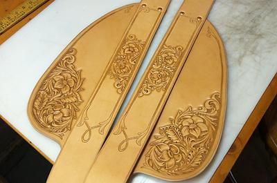 Chyczewski Saddlery, Custom Saddles