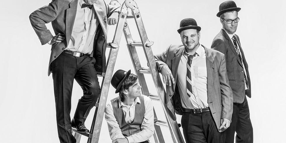 Maurus Twerenbold Non-Harmonic Quartet