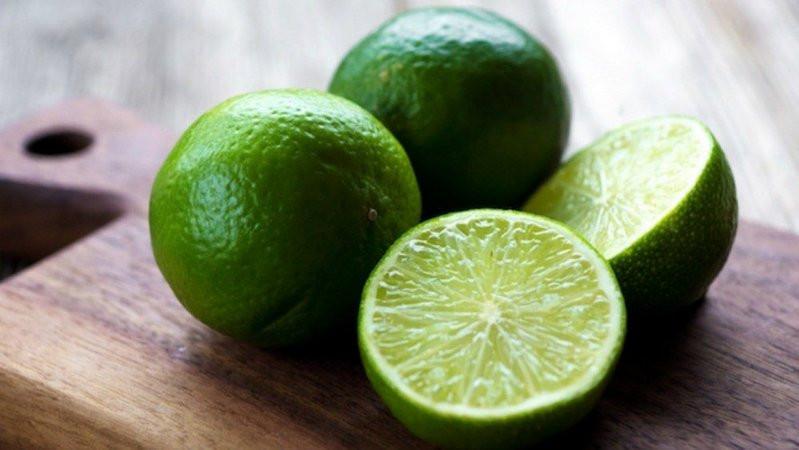 fresh Brazilian limes
