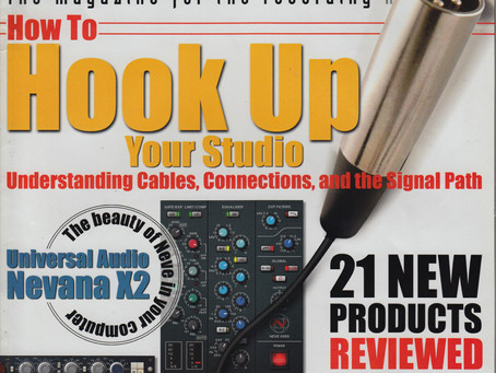 Drum Recording: Grid Lock Rock