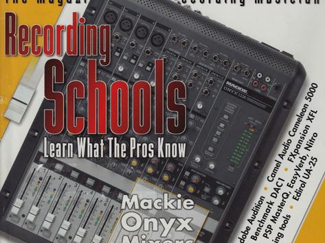 Class Dismissed: Are Recording Schools Worth It?