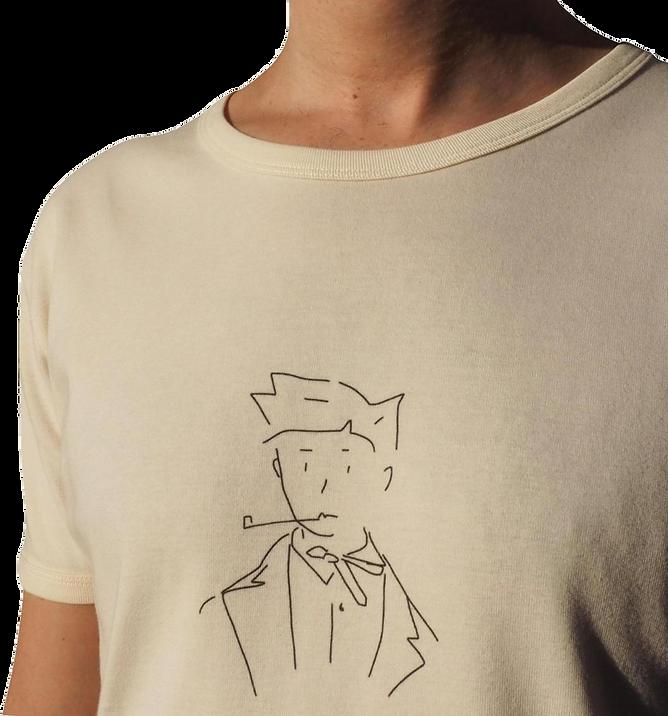 T-shirt Rimbaud