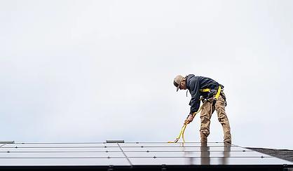 mynt solar installer on roof 857x500px.w