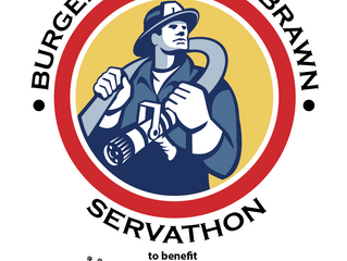Phoenix Fire Fighters Burgers Brews & Brawn Servathon to Benefit  AZ Search Dogs Set for Wednesd