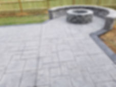 Stamped concrete, haymarket concrete contractor, stamped concrete contrator, decorative concrete contractor, nokesville concrete contractor, aldie concrete contractor