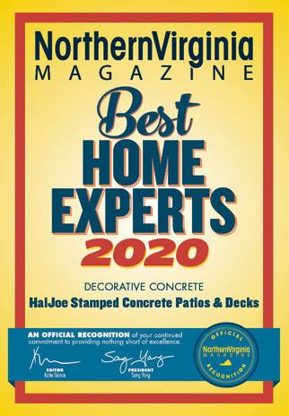 2020 Best of Nothern Virginia Amagine.JP