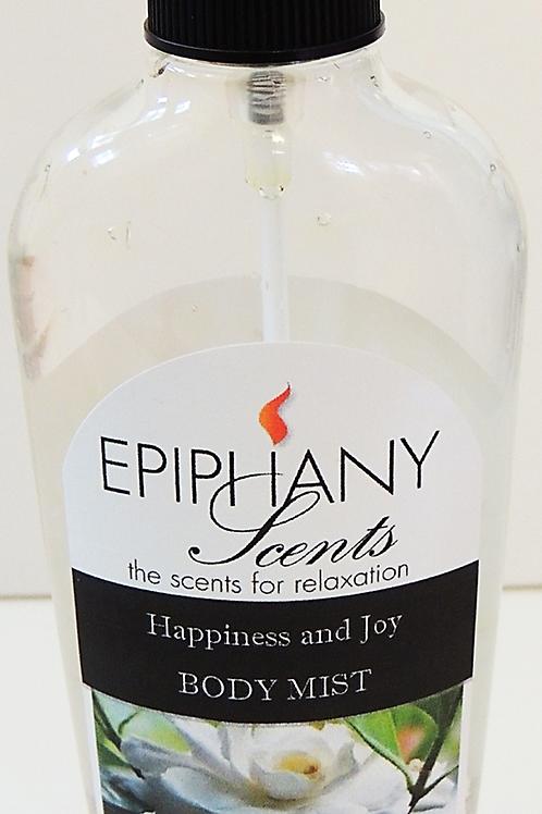 Moisture Rich Body Mist - Happiness & Joy