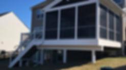 Deck deck, composite wood deck, enclosed deck, enclosed porch, trex deck, deck, Decks, deck builder in wodbridge, deck builder in Haymarket, deck builder in haymarket, deck builder in gainesville, deck builder in nokesville, deck builder in bristow, deck builder in stafford, deck builder in potomac shores, dumfries deck builder, deck contractor, deck, deck steps,