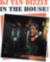 DJ Tan Dizzly, club music, fun