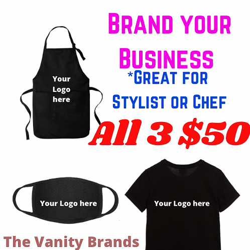 Brand Your Business Set