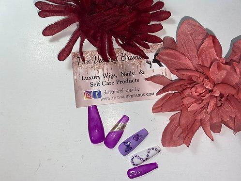 Vibe Press on Nails