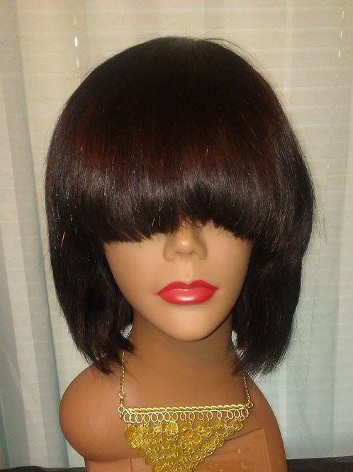 "Quick Wig ""Bangs"""